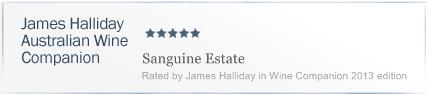 James Halliday 5 Star Rating